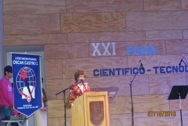 XXI FERIA CIENTÍFICA TECNOLÓGICA U DE TALCA