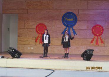 VII Festival de la canción en Inglés
