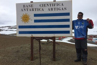 Expedición Antártica