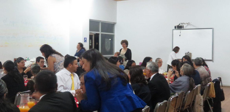 Villancicos de la iglesia Pentecostal de Rancagua